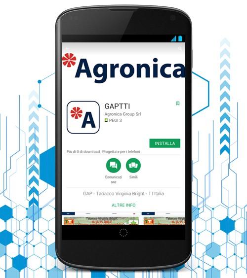 Infotronik Progetti App Android GapTTi Home Gallery