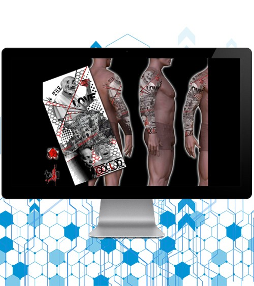 Infotronik Progetti Grafica 3D Promozionale Skin Finest Home Gallery