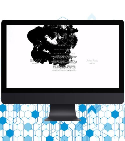 Infotronik Progetti Siti Web Portale Trinitage 2020 Home Gallery