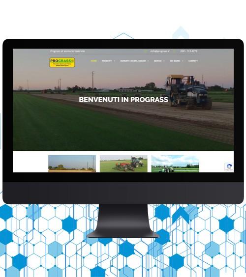 Infotronik Progetti Siti Web Vetrina Prograss Home Gallery