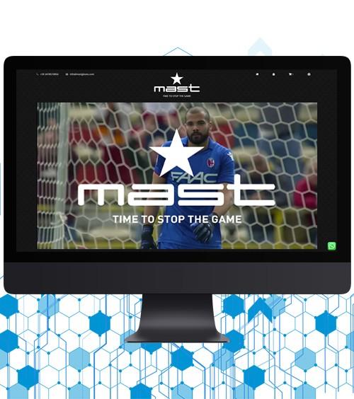 Infotronik Progetti Siti Web eCommerce Mast Gloves 2018 Home Gallery