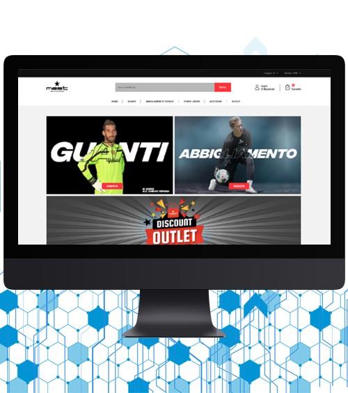 Infotronik Progetti Siti Web eCommerce Mast Gloves 2020 Home Gallery