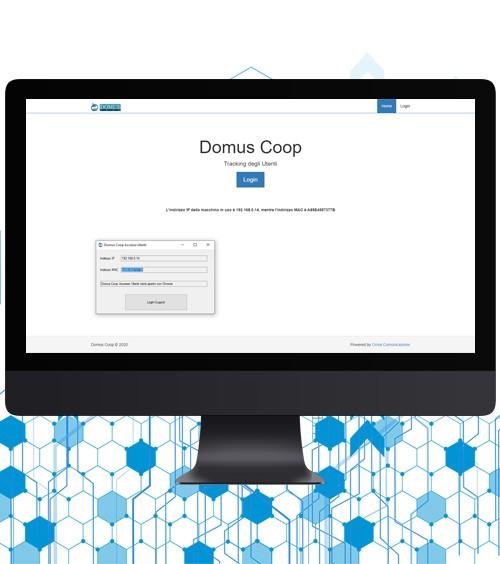 Infotronik Progetti WebApp Gestilo Domus Coop Home Gallery