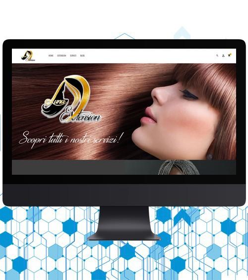 Infotronik - Progetti - eCommerce - Luna Extension - Instagram