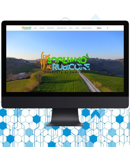 Infotronik Progetti Portali Visit Sogliano WebSite